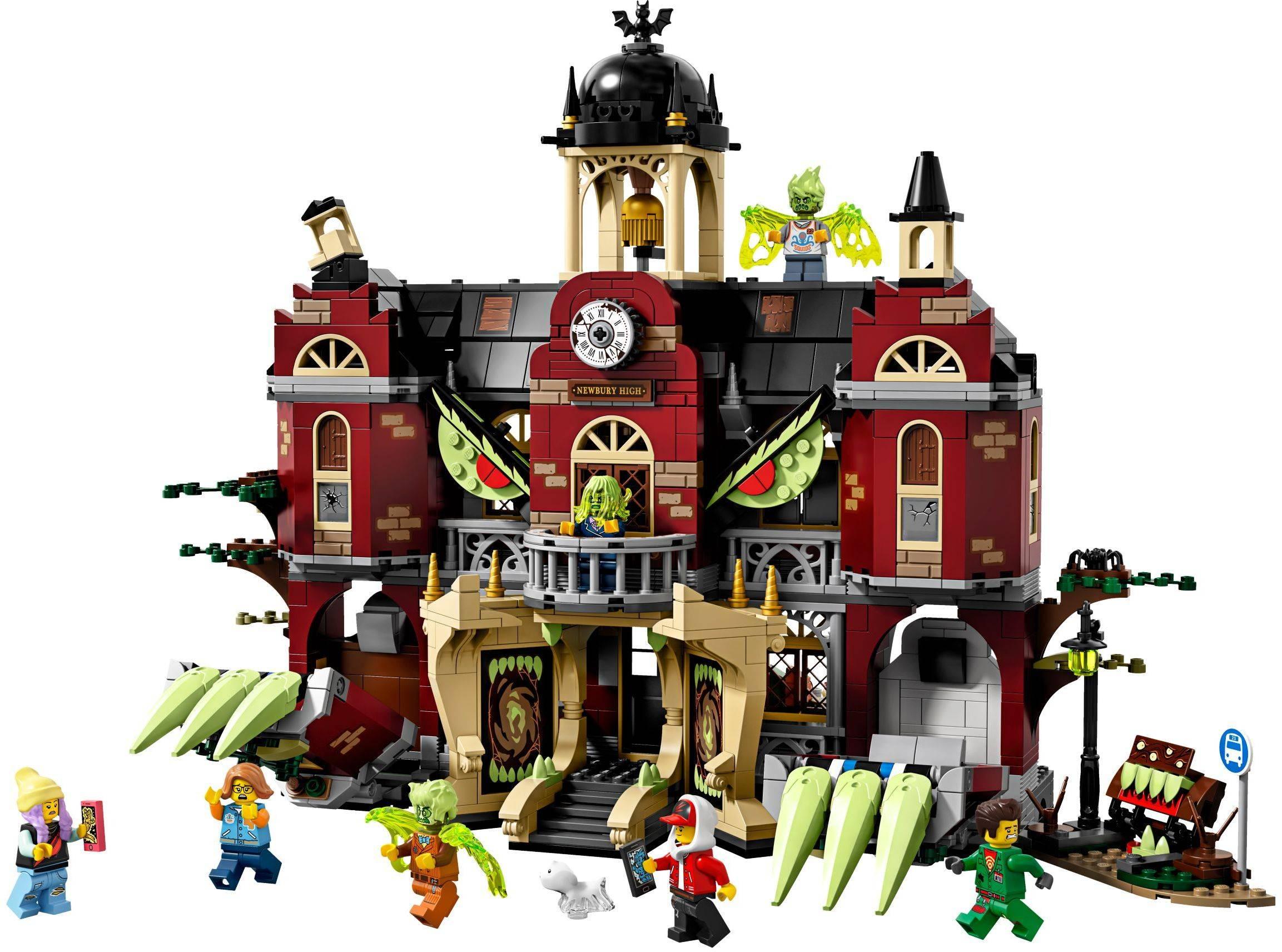 LEGO 70425-1 Newbury Haunted High School