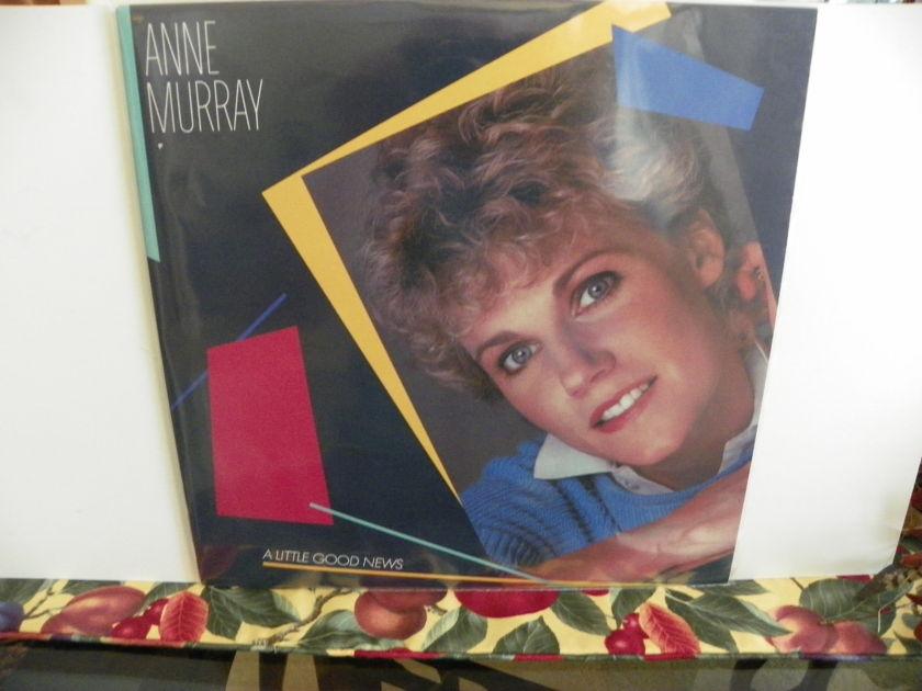 ANNE MURRAY - A LITTLE GOOD NEWS NM