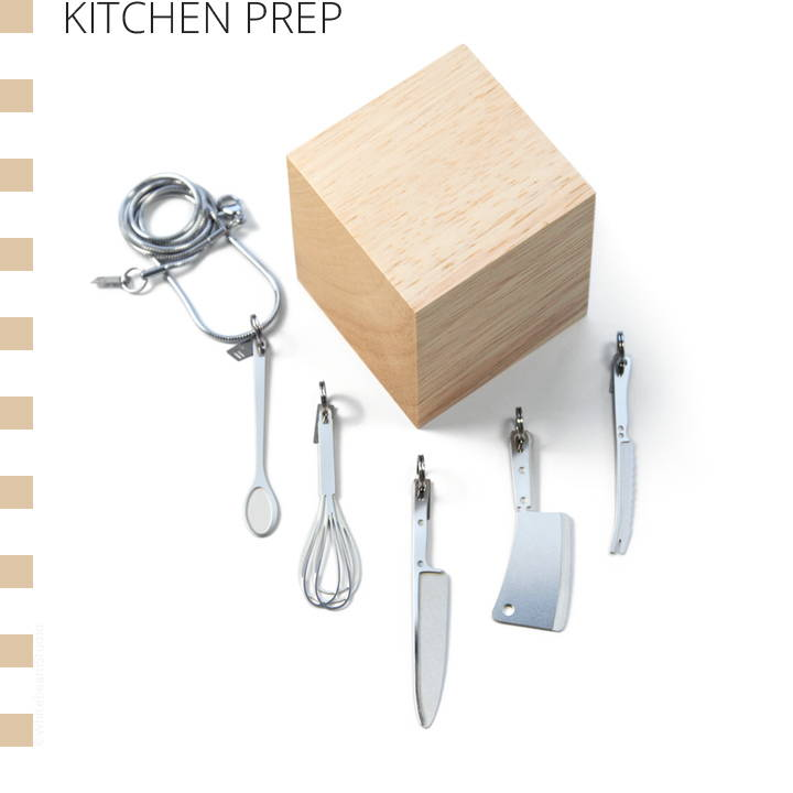 Whitebeam Toolbox Kitchen Prep