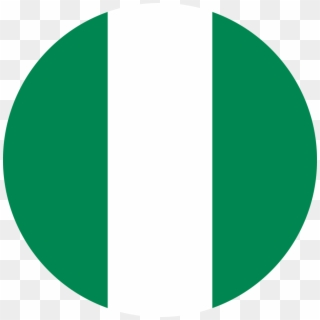 Nigeria flag round medium nigeria flag circle png