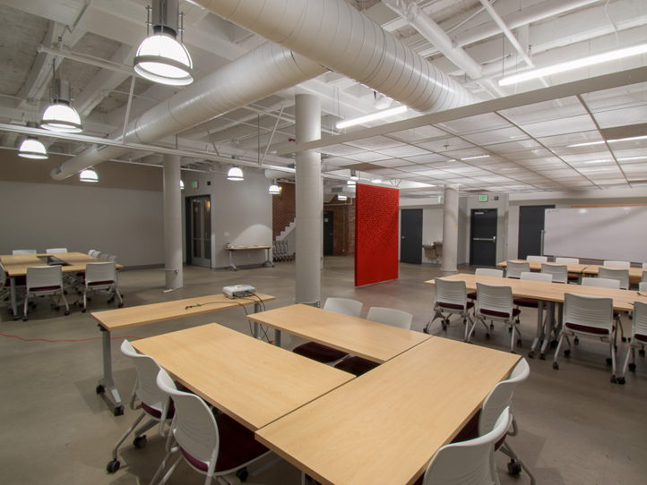 Quad Innovation Space