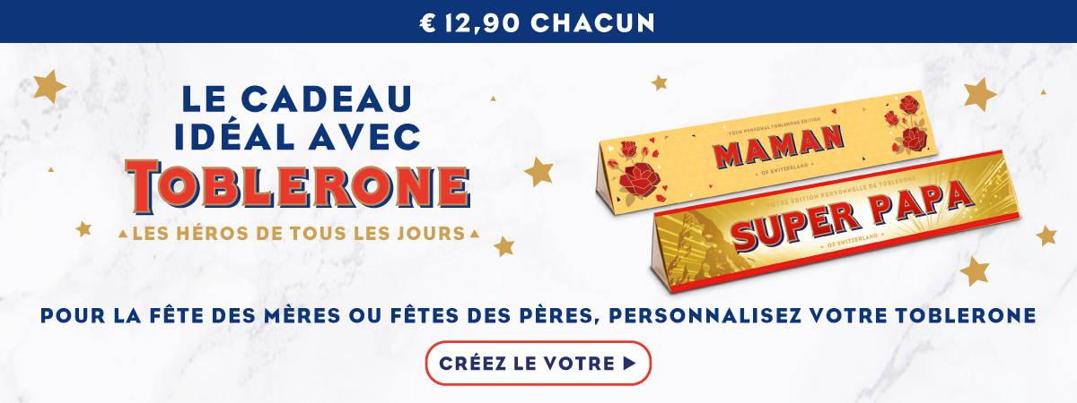 Personnalisé Toblerone £ 12, 99 $ + livraison gratuite