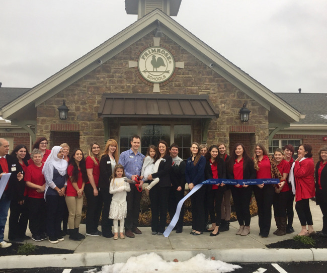 Primrose School of Broadview Heights Grand Opening