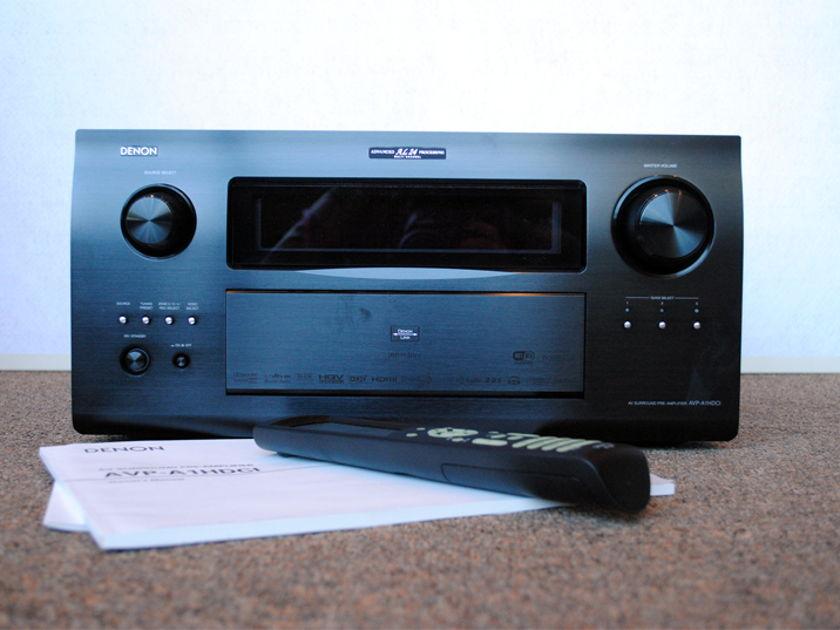 Denon AVP-A1HDCI AV Surround Pre-Amplifier