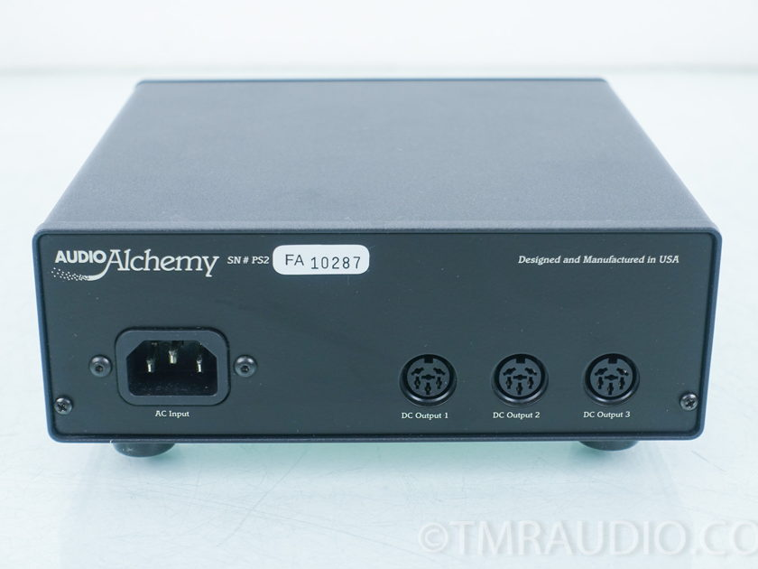Audio Alchemy Power Station 2;  Upgraded (9009)