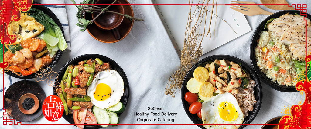 GoClean   Healthy Food Delivery