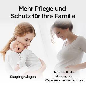 Amazfit Smart Scale - Baby wiegen