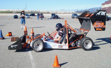 URSCCA Autocross PE 4 Legacy Events Center