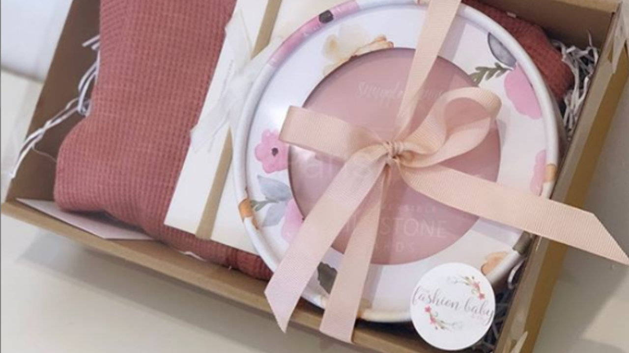 Baby Gift Hampers from The Fashion Baby & Co