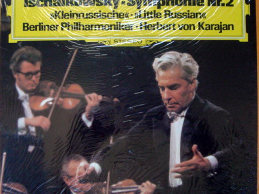 ★Sealed★ DG /  - KARAJAN, Tchaikovsk Symphony No.2 Little Russian!
