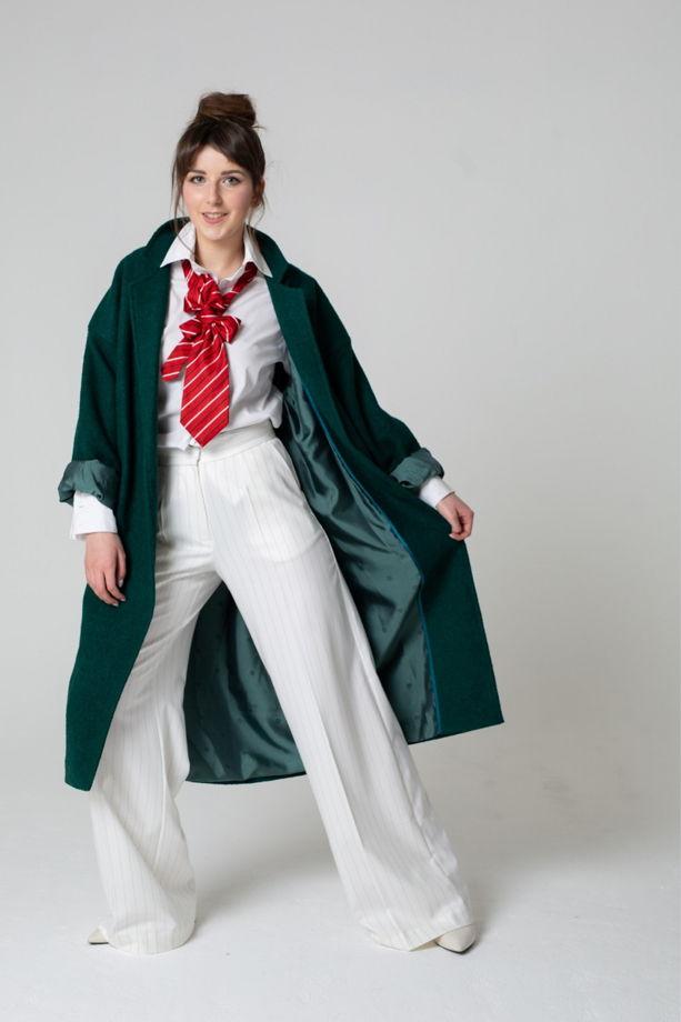 Пальто с подкладом арт. 1196011