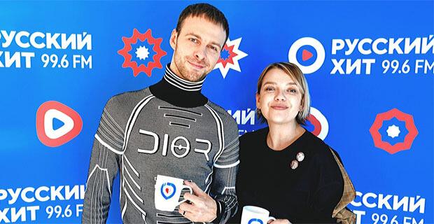 Макс Барских побывал в шоу «Зона VIP» в эфире «Русского Хита» - Новости радио OnAir.ru