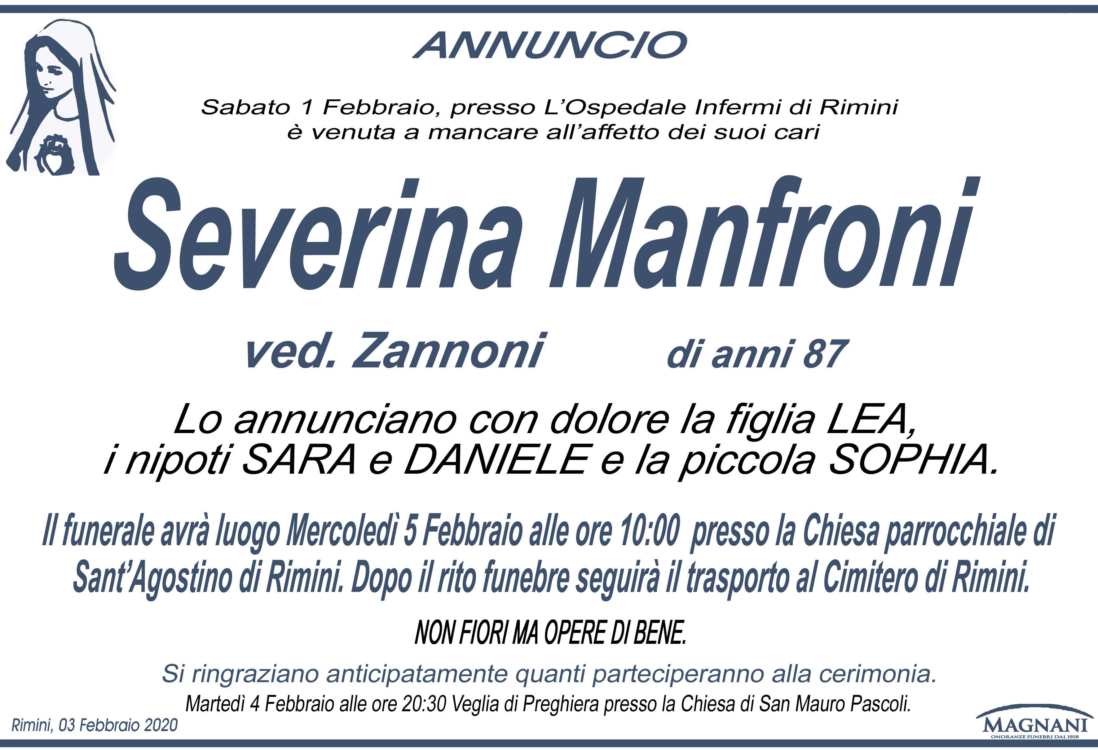 Severina Manfroni