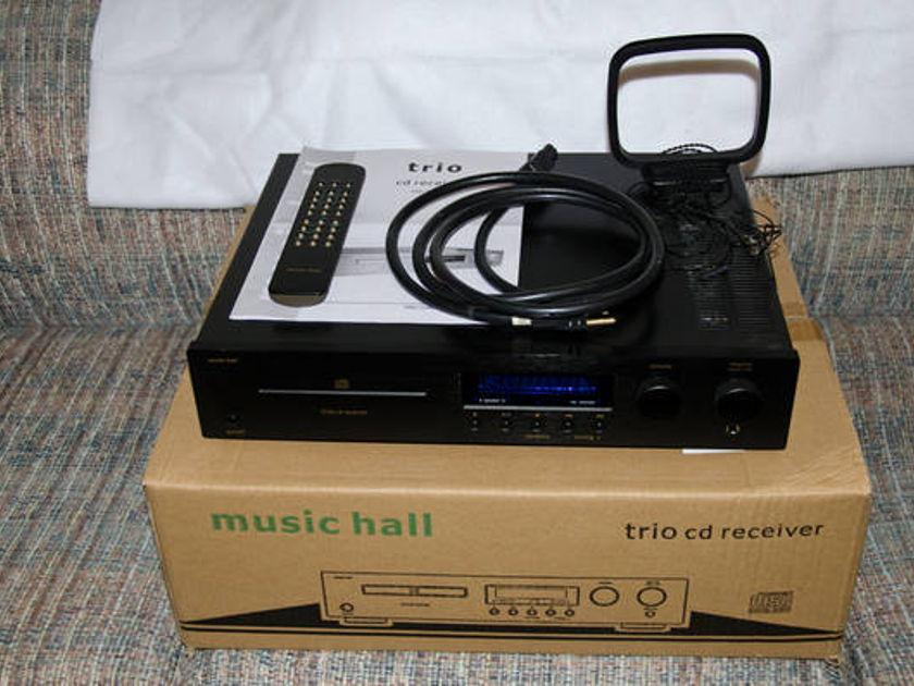 Music Hall Trio CD/Receiver home audio cd/receiver