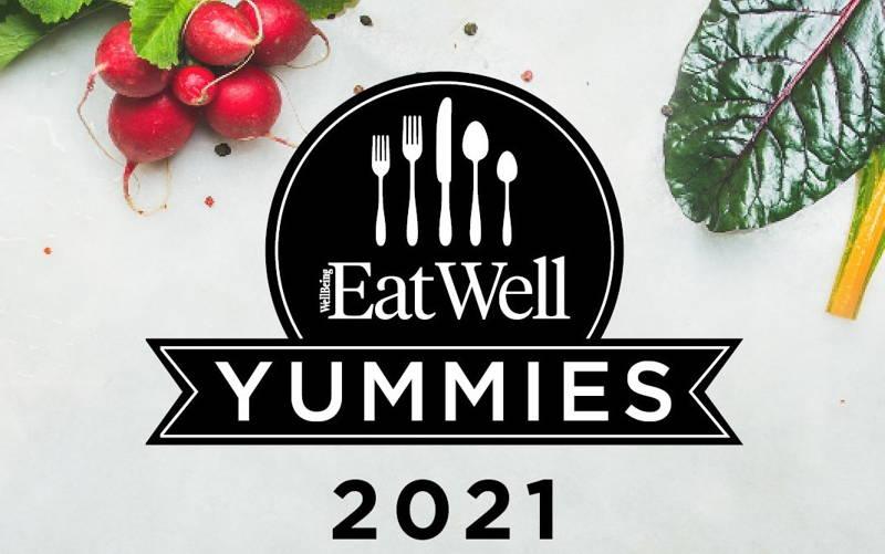 WellBeing EatWell Yummies award 2021 Purematcha Australia