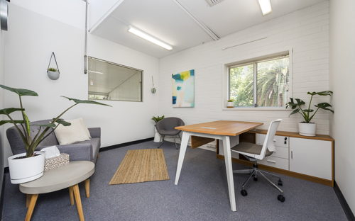 Studio 64: Dellven Room - Workspace with childcare in South Perth. - 0