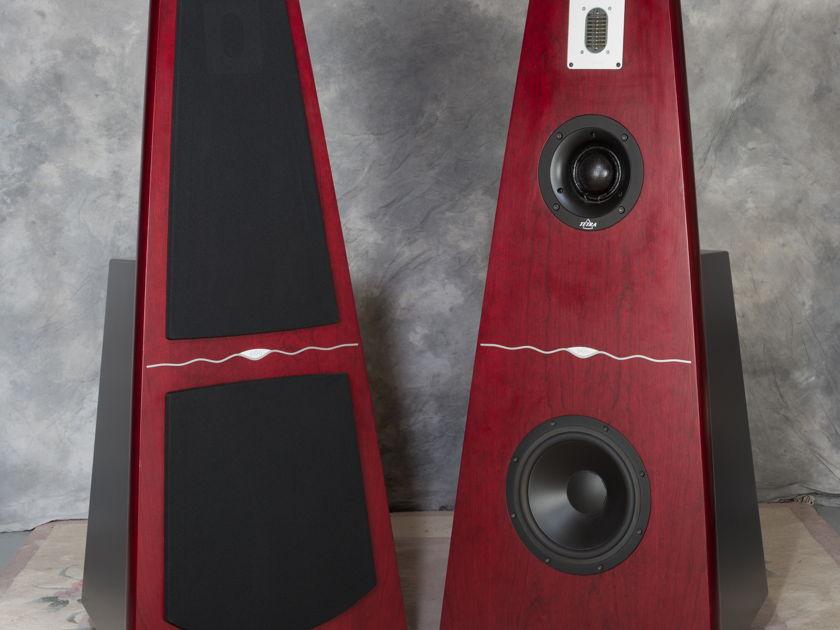 Tetra Speakers Inc. 606 Tetra Speakers Inc. 606