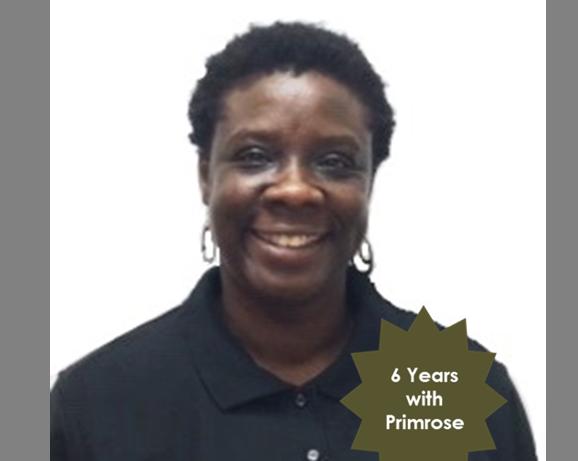 Ms. Nwakuche , Early Preschool 3 Teacher