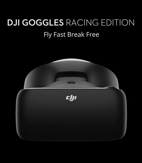 DJi Goggles Racing Edition