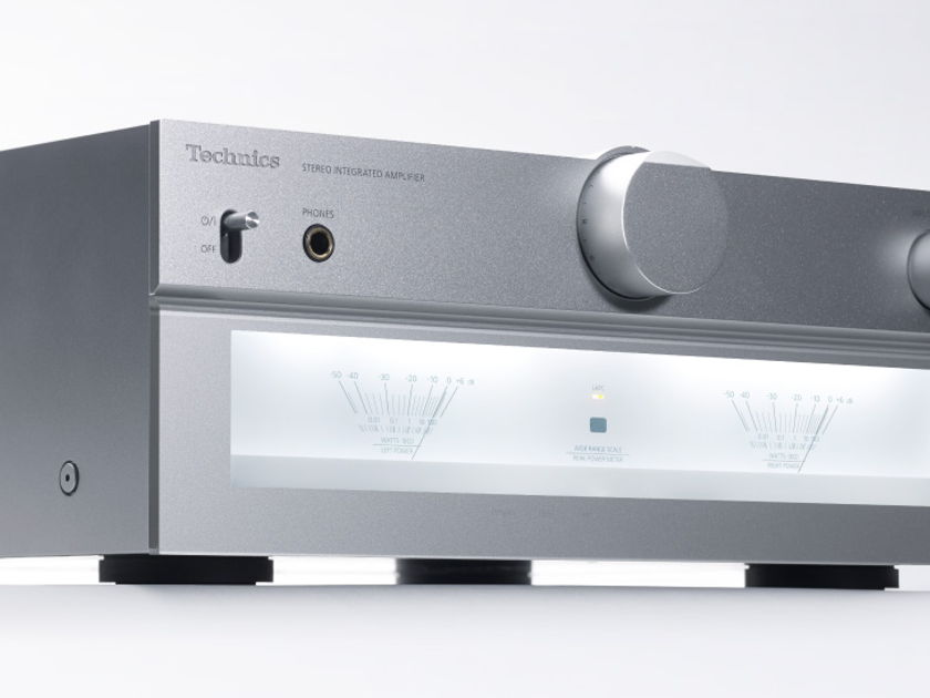 technics su c700 stereo integrated amplifier full range audiogon. Black Bedroom Furniture Sets. Home Design Ideas