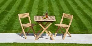 Wooden Garden Furniture Treatment