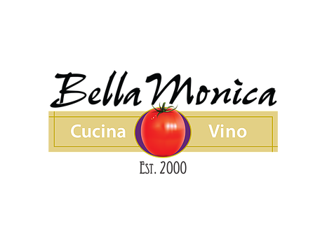 Bella Monica Four course Dinner for Six + Wine, Champagne, & a Bottle of Balsamic Vinegar