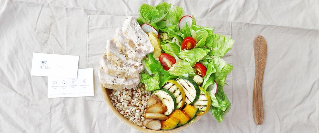 DELI DAY_橄欖油健康餐盒