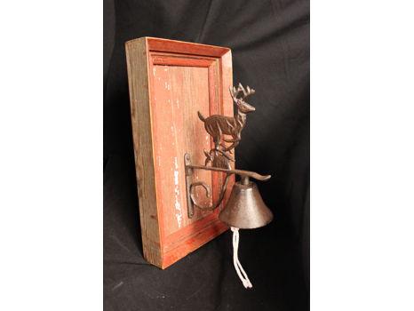 Rustic Dinner Bell