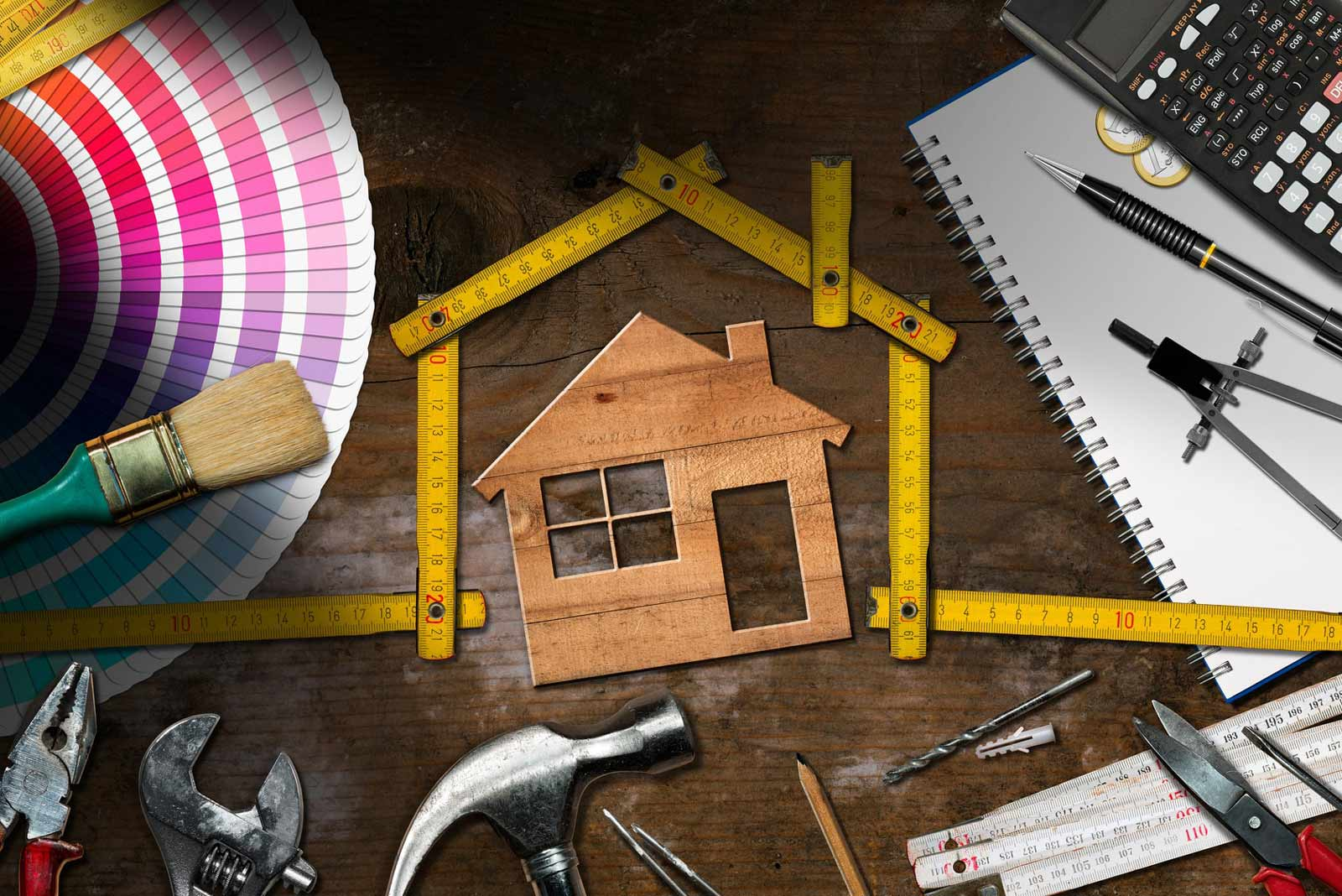 Is it time for home improvments?