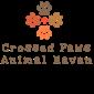 Crossed Paws Animal Haven logo