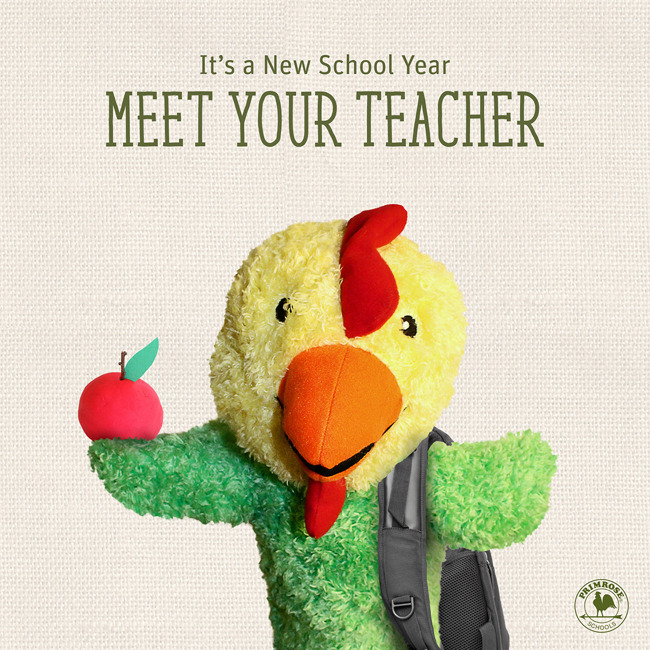 Back to School Meet the Teacher Night 9/25/19 6:45 to 7:45pm