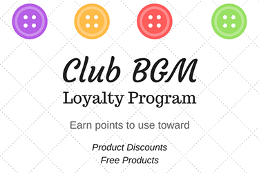Buy Button Online for Embellishments and Get Loyalty Program