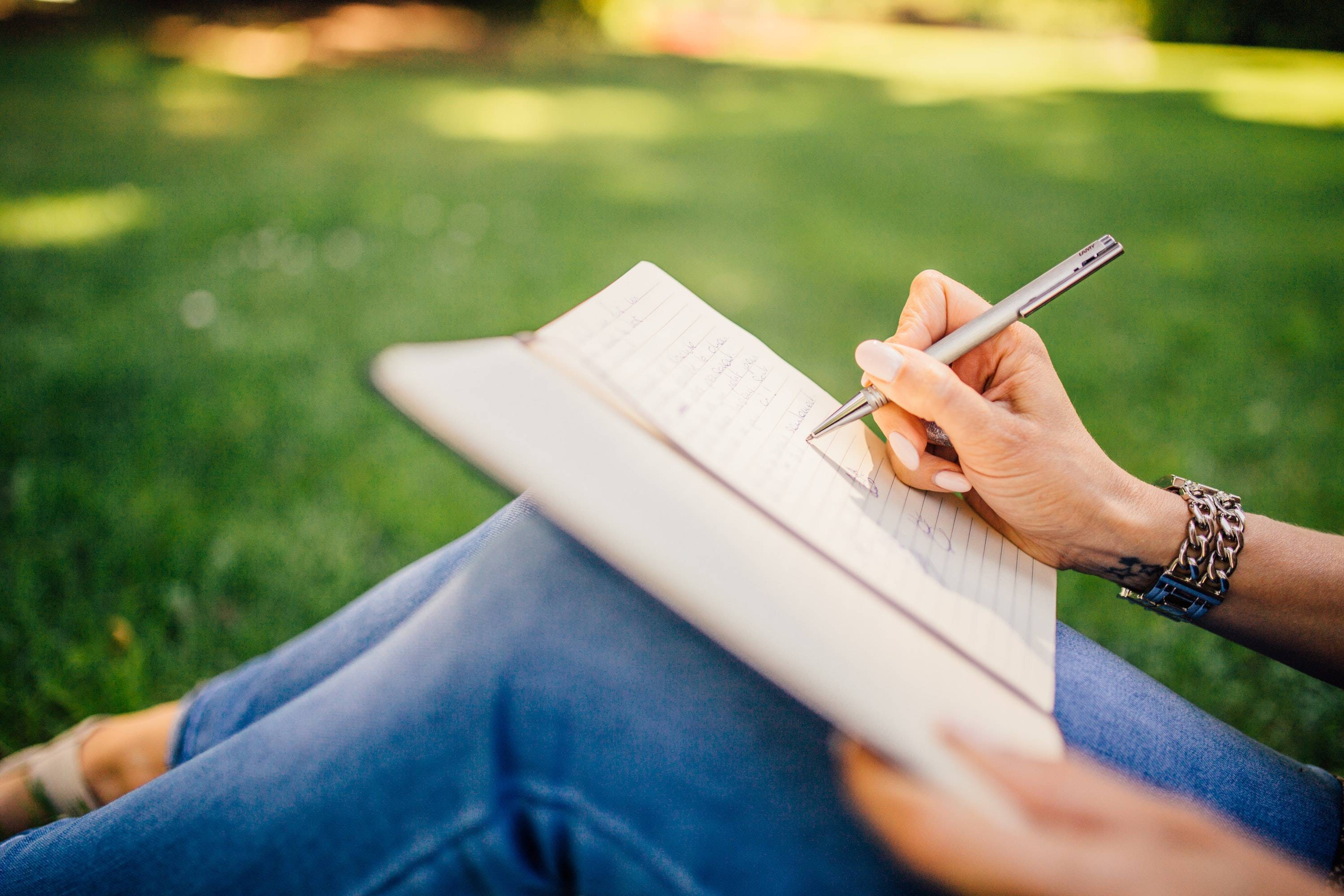 Journalling is a great way to reduce depression, stress, and anxiety, and improve self-awareness and memory.