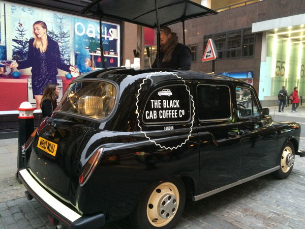 The Black Cab @ The Black Cab Coffee Co