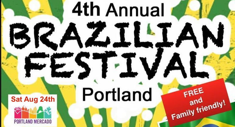 4th Annual Brazilian Festival