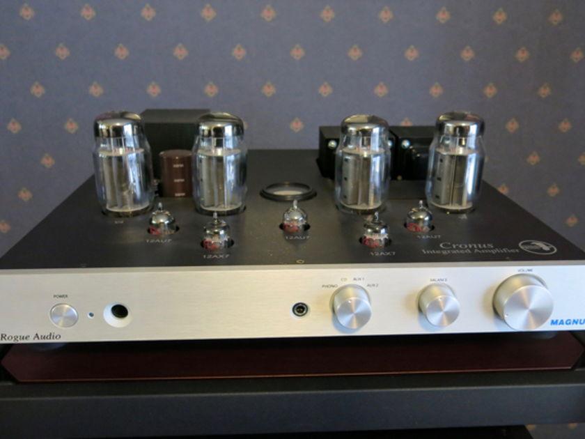 Rogue Audio Cronus Magnum 100 Watts per Channel Tube Integrated