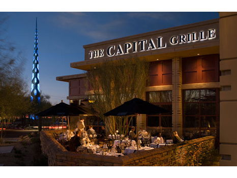 $400 Gift Certificate to The Capital Grille