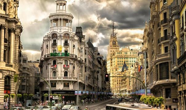 Мадрид + Толедо
