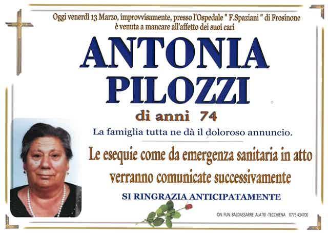 Antonia Pilozzi