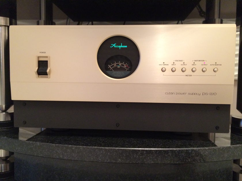 Accuphase PS-1220 (230V) Clean Power Supply (Like NEW !)