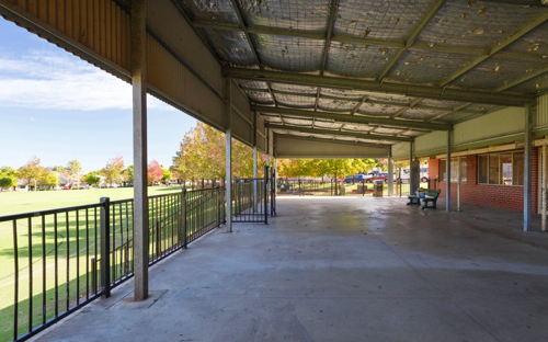 Menzies Park Pavilion - 0