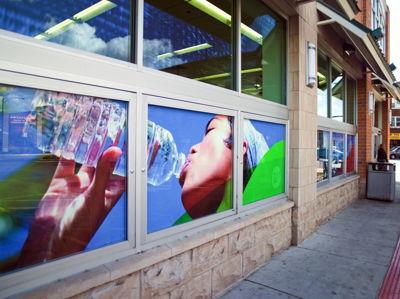 Walgreens Window Program