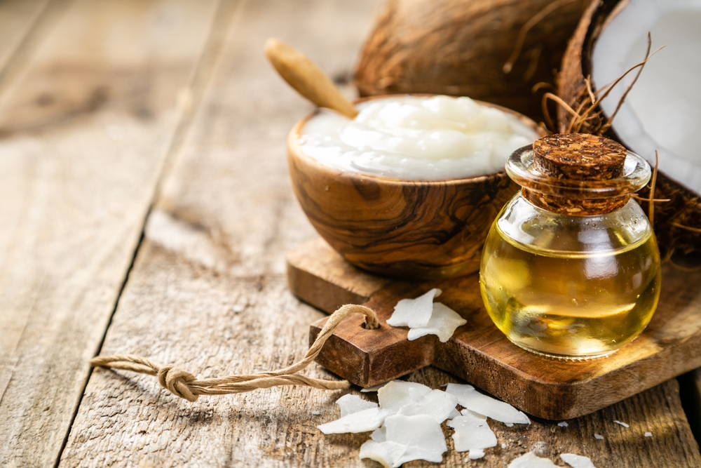 MCT Oil for fat burn and metabolism boost