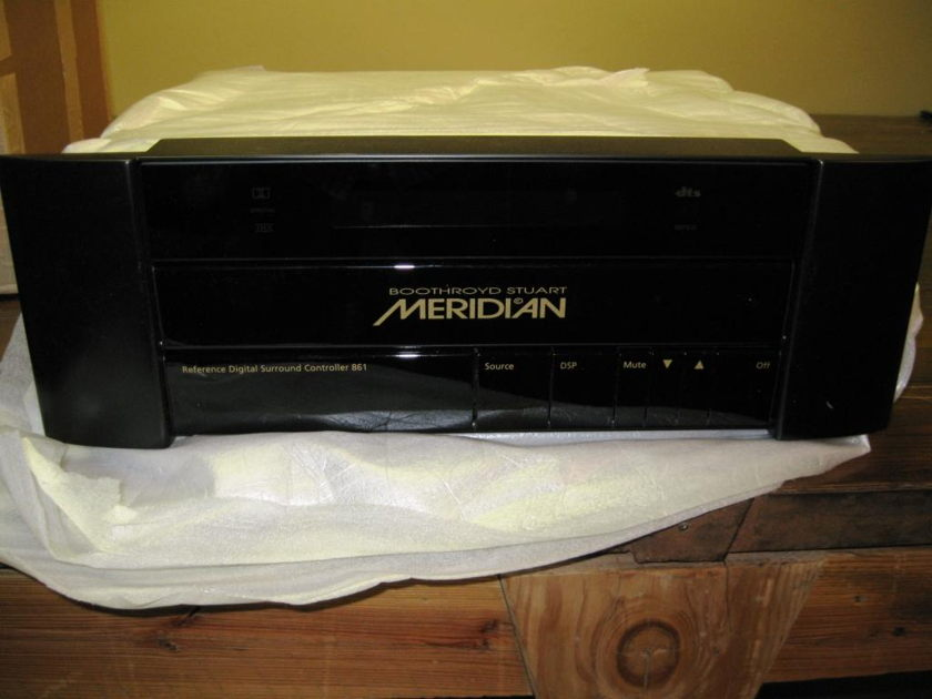 Meridian 861 New in Box