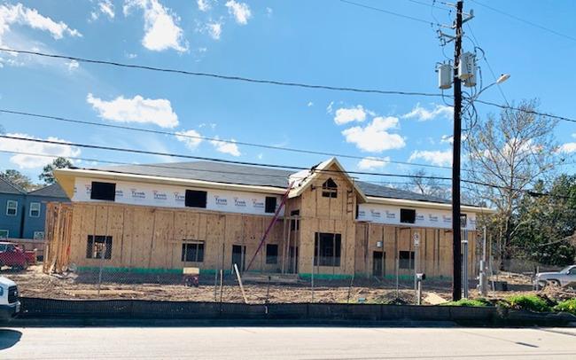 Primrose School of Garden Oaks January Progress
