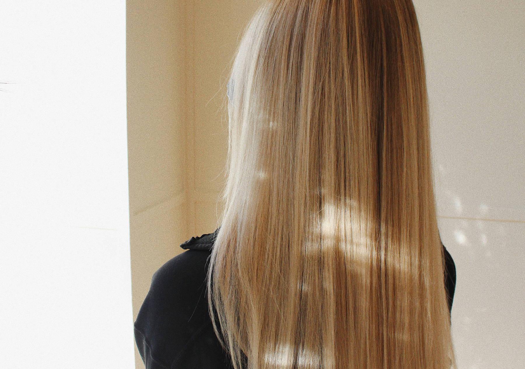 Hihoney salon blonde hair tutorial lighting