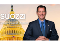 Lunch with Congressman Tom Suozzi!