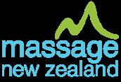 Massage New Zealand logo
