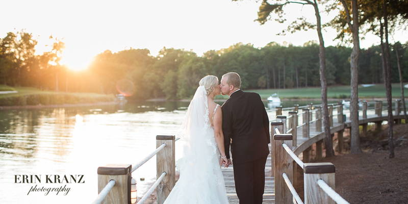 An Elegant Lake Norman Wedding
