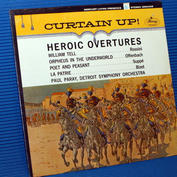 """Heroic Overtures"" - Mercury Living"